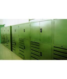 ตู้เครื่องมือติดผนังสำหรับเครื่องมือขนาดเล็ก