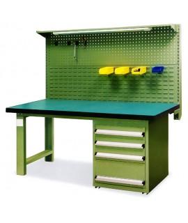โต๊ะช่างทำงานขนาดใหญ่รุ่นพิเศษ